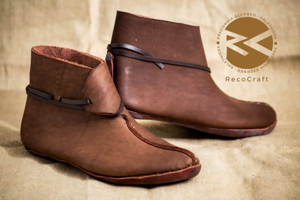 Buty Hedeby typ 10